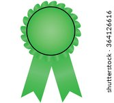 label   award with ribbons....   Shutterstock .eps vector #364126616