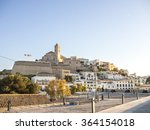 Views Of The Ibiza Fortress And ...