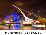 Samuel Beckett Bridge  Dublin ...