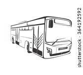bus | Shutterstock .eps vector #364192592