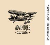 Adventure Awaits Motivational...