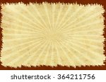 yellow vintage background with... | Shutterstock . vector #364211756