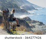 coast viewing | Shutterstock . vector #364277426