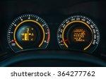 speedometer | Shutterstock . vector #364277762