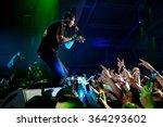 barcelona   jun 19  asap rocky  ...   Shutterstock . vector #364293602