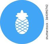 pineapple | Shutterstock .eps vector #364390742