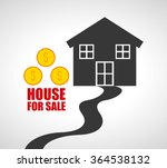 real estate design  | Shutterstock .eps vector #364538132