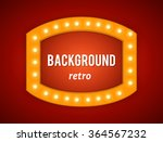 vector realistic 3d light... | Shutterstock .eps vector #364567232