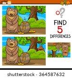 cartoon vector illustration of... | Shutterstock .eps vector #364587632