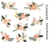 Floral Bouquet Collection