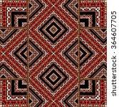 complex intricate geometric... | Shutterstock . vector #364607705