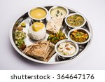 Maharashtrian Or Marathi Food...