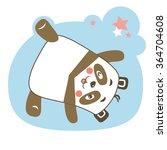Panda Tumbles