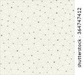 molecule structure. vector... | Shutterstock .eps vector #364747412