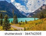 Magnificent Lake Louise Is...