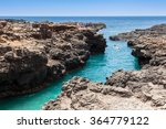 buracona  in sal island cape... | Shutterstock . vector #364779122