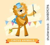Circus Lion  Circus Animals ...