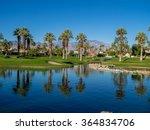 palm desert  ca   nov 19  view...   Shutterstock . vector #364834706
