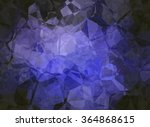 violet creative abstract grunge ... | Shutterstock . vector #364868615