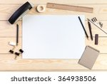 photo. mock up for graphic... | Shutterstock . vector #364938506