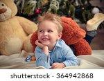 boy on a light background   Shutterstock . vector #364942868