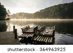 pang ung in mae hong son  ... | Shutterstock . vector #364963925