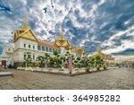thailand  bangkok  wat phra... | Shutterstock . vector #364985282