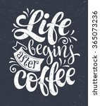 Vector Hand Drawn Lettering. ...