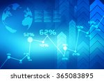 business graph | Shutterstock . vector #365083895