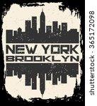 New York City Concept. Logo....