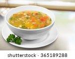 soup. | Shutterstock . vector #365189288