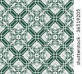 seamless pattern. vector...   Shutterstock .eps vector #36519205