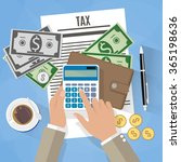 Tax Payment Design  Businessma...