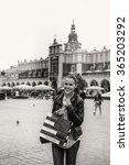 krakow  poland   september 25 ... | Shutterstock . vector #365203292
