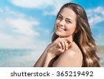 sunscreen. | Shutterstock . vector #365219492