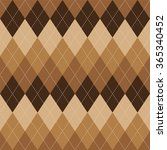 argyle basic seamless texture... | Shutterstock . vector #365340452