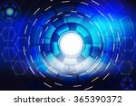 background technology digital | Shutterstock .eps vector #365390372