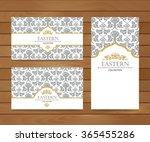 vintage card design for... | Shutterstock .eps vector #365455286