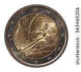Commemorative 2 Euro Coin ...