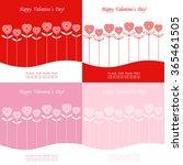 set of banners for design... | Shutterstock .eps vector #365461505