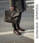 milan  italy   january 18 ... | Shutterstock . vector #365492312