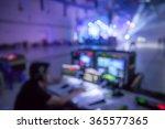 abdtract blur bokeh of... | Shutterstock . vector #365577365