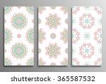 set vintage universal different ...   Shutterstock .eps vector #365587532