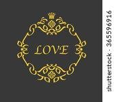 element for your design.... | Shutterstock .eps vector #365596916