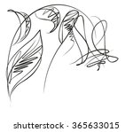 drawing vector graphics with... | Shutterstock .eps vector #365633015