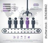 business management  strategy... | Shutterstock .eps vector #365638862