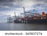 rotterdam  netherlands   june... | Shutterstock . vector #365837276