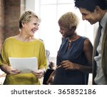 business team meeting... | Shutterstock . vector #365852186