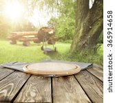 Summer Day Garden Grill Desk - Fine Art prints