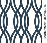 ovate lattice  pattern seamless ... | Shutterstock .eps vector #365932046
